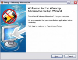 Winamp Alternative 257x200 Winamp Alternative